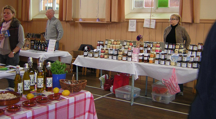 Chipping Campden Food and Craft Fayre