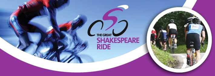 The Great Shakespeare Ride