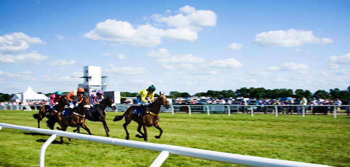 Horse Racing at Stratford Racecourse