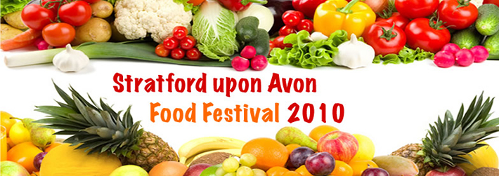 Stratford Upon Avon Food Festival