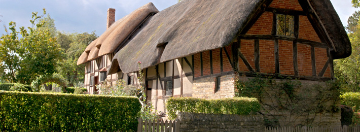 Anne Hathaways Cottage, Stratford upon Avon