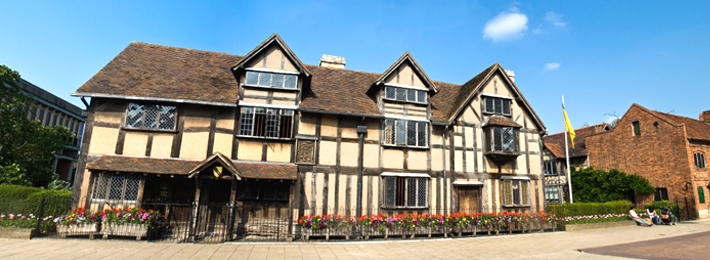 Shakespeare's Birthplace Celebrates 25,000,000 Visitors