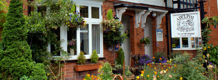 Adelphi House, Stratford upon Avon Bed and Breakfast