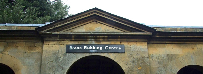 Brass Rubbing Centre, Stratford upon Avon