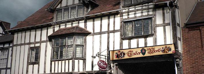 Falstaff Experience, Stratford upon Avon