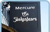 The Mercure Shakespeare Hotel, Stratford upon Avon