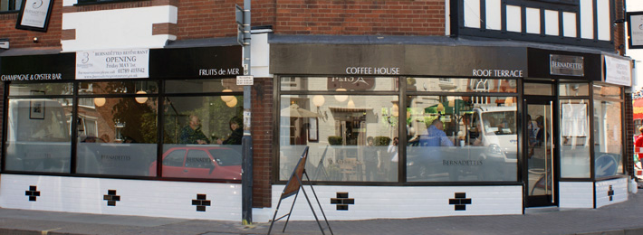 Bernadettes Restaurant, Stratford upon Avon