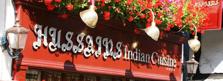 Stratford upon avon indian restaurants